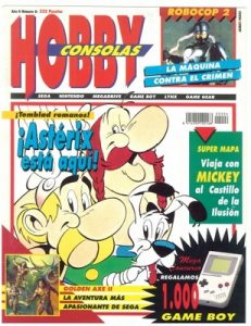 Hobby Consolas Año 2 – Número 6 – Marzo, 1992 [PDF]