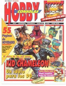 Hobby Consolas Año 2 – Número 7 – Abril, 1992 [PDF]