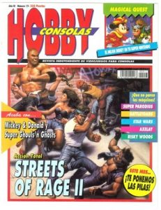 Hobby Consolas Año 3 – N°17 – Febrero, 1993 [PDF]