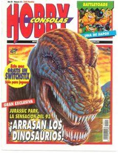 Hobby Consolas Año 3 – N°21 – Junio, 1993 [PDF]