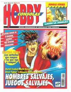 Hobby Consolas Año 3 – N°22 – Julio, 1993 [PDF]