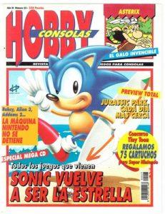 Hobby Consolas Año 3 – N°23 – Agosto, 1993 [PDF]