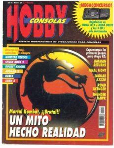 Hobby Consolas Año 3 – N°24 – Septiembre, 1993 [PDF]
