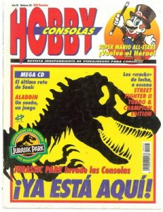 Hobby Consolas Año 3 – N°25 – Octubre, 1993 [PDF]