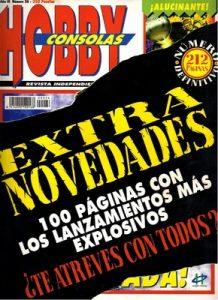 Hobby Consolas Año 3 – N°26 – Noviembre, 1993 [PDF]