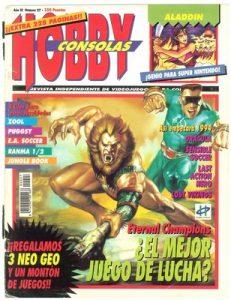 Hobby Consolas Año 3 – N°27 – Diciembre, 1993 [PDF]