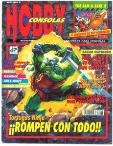 Hobby Consolas Año 3 – N°28 – Enero, 1994 [PDF]
