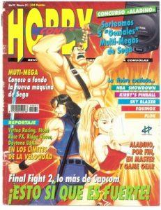 Hobby Consolas Año 4 – N°31 – Abril, 1994 [PDF]