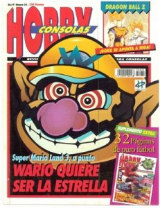Hobby Consolas Año 4 – N°32 – Mayo, 1994 [PDF]
