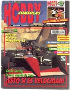 Hobby Consolas Año 4 – N°33 – Junio, 1994 [PDF]