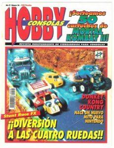 Hobby Consolas Año 4 – N°36 – Septiembre, 1994 [PDF]