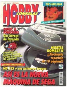 Hobby Consolas Año 4 – N°37 – Octubre, 1994 [PDF]