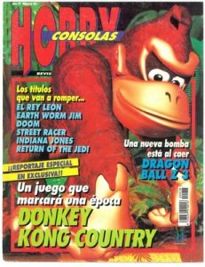 Hobby Consolas Año 4 – N°38 – Noviembre, 1994 [PDF]