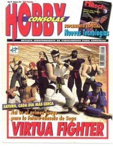Hobby Consolas Año 5 – N°40 – Enero, 1995 [PDF]