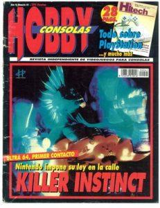 Hobby Consolas Año 5 – N°41 – Febrero, 1995 [PDF]