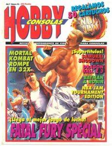 Hobby Consolas Año 5 – N°42 – Marzo, 1995 [PDF]