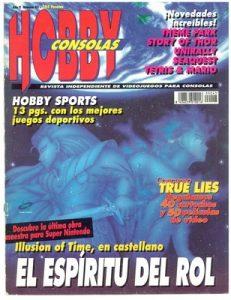 Hobby Consolas Año 5 – N°43 – Abril, 1995 [PDF]