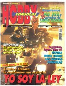 Hobby Consolas Año 5 – N°44 – Mayo, 1995 [PDF]
