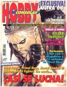 Hobby Consolas Año 5 – N°45 – Junio, 1995 [PDF]