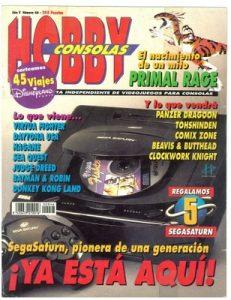 Hobby Consolas Año 5 – N°46 – Julio, 1995 [PDF]