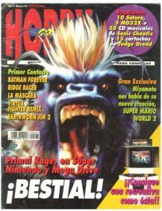 Hobby Consolas Año 5 – N°47 – Agosto, 1995 [PDF]