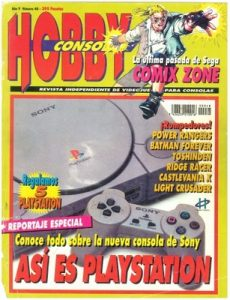 Hobby Consolas Año 5 – N°48 – Septiembre, 1995 [PDF]