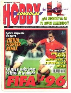 Hobby Consolas Año 5 – N°49 – Octubre, 1995 [PDF]