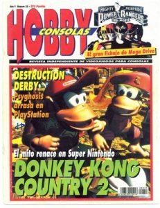 Hobby Consolas – Año 5 – N°50 – Noviembre, 1995 [PDF]
