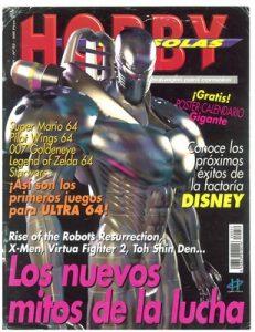 Hobby Consolas N°52 – Enero, 1996 [PDF]