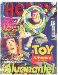Hobby Consolas N°54 – Marzo, 1996 [PDF]