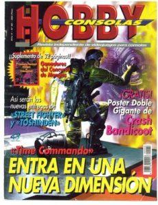 Hobby Consolas N°60 – Septiembre, 1996 [PDF]