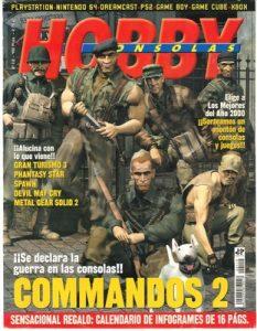 Hobby Consolas Número 112 – Enero, 2001 [PDF]