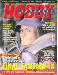 Hobby Consolas Número 114 – Marzo, 2001 [PDF]