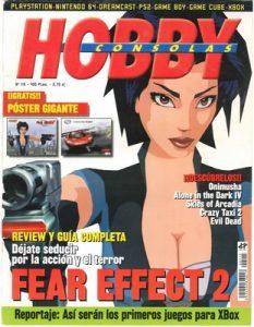 Hobby Consolas Número 115 – Abril, 2001 [PDF]