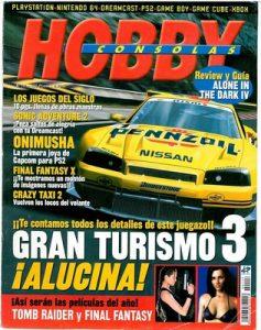 Hobby Consolas Número 117 – Junio, 2001 [PDF]