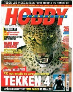 Hobby Consolas Número 118 – Julio, 2001 [PDF]