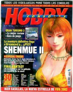 Hobby Consolas Número 119 – Agosto, 2001 [PDF]