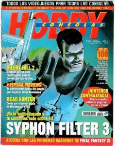 Hobby Consolas Número 121 – Octubre, 2001 [PDF]