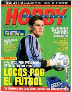 Hobby Consolas Número 122 – Noviembre, 2001 [PDF]