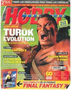 Hobby Consolas Número 129 – Junio, 2002 [PDF]