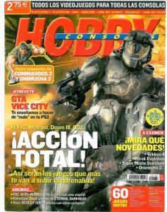 Hobby Consolas Número 133 – Octubre, 2002 [PDF]