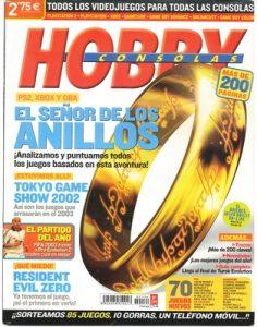 Hobby Consolas Número 134 – Noviembre, 2002 [PDF]