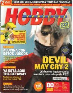 Hobby Consolas Número 135 – Diciembre, 2002 [PDF]
