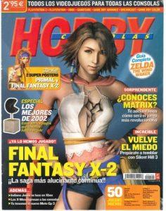 Hobby Consolas Número 140 – Mayo, 2003 [PDF]
