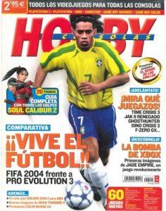 Hobby Consolas Número 145 – Octubre, 2003 [PDF]