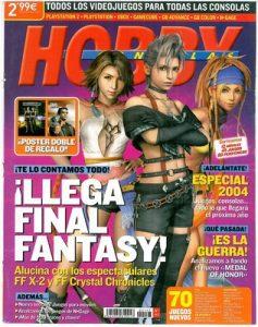 Hobby Consolas Número 147 – Diciembre, 2003 [PDF]