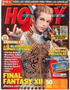 Hobby Consolas Número 153 – Junio, 2004 [PDF]