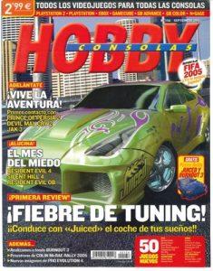 Hobby Consolas Número 156 – Septiembre, 2004 [PDF]