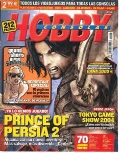 Hobby Consolas Número 158 – Noviembre, 2004 [PDF]