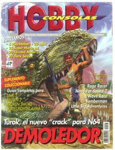 Hobby Consolas – Número 67 – Abril, 1997 [PDF]